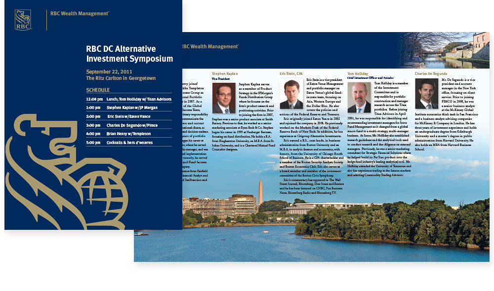 RBC Symposium Brochure