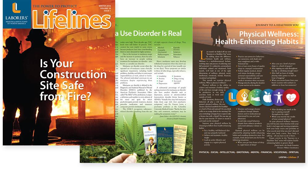Lifelines Magazine