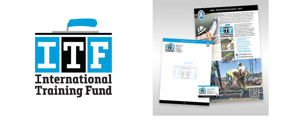 International Training Fund Logo Design