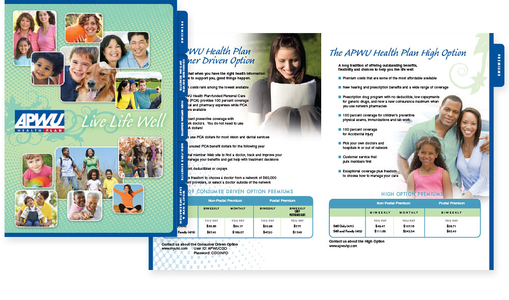 Health Plan Brochure