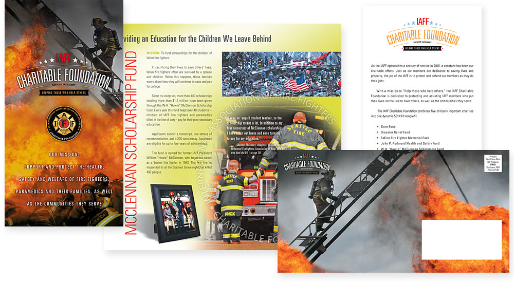 IAFF Charitable Foundation Mailer