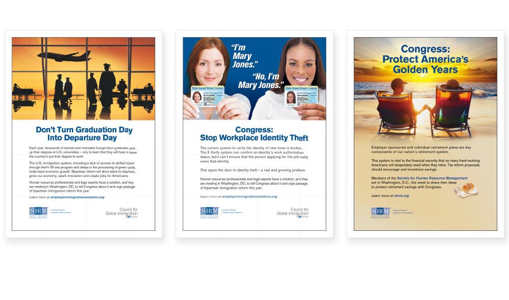 SHRM Advertisements