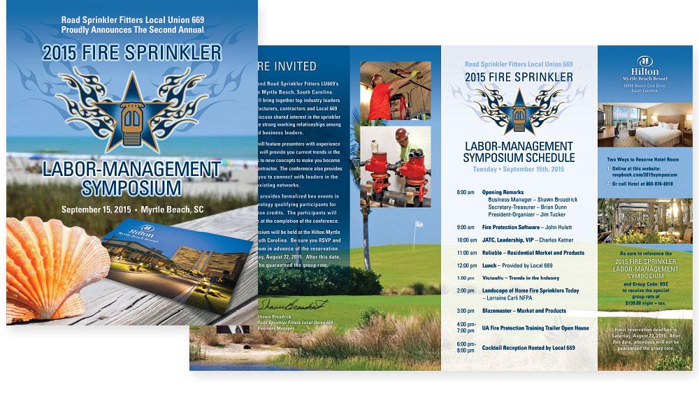 Sprinklerfitters Symposium Brochure