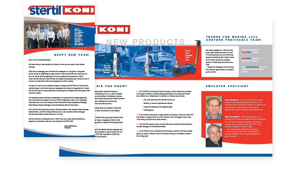 Stertil Koni Brochure