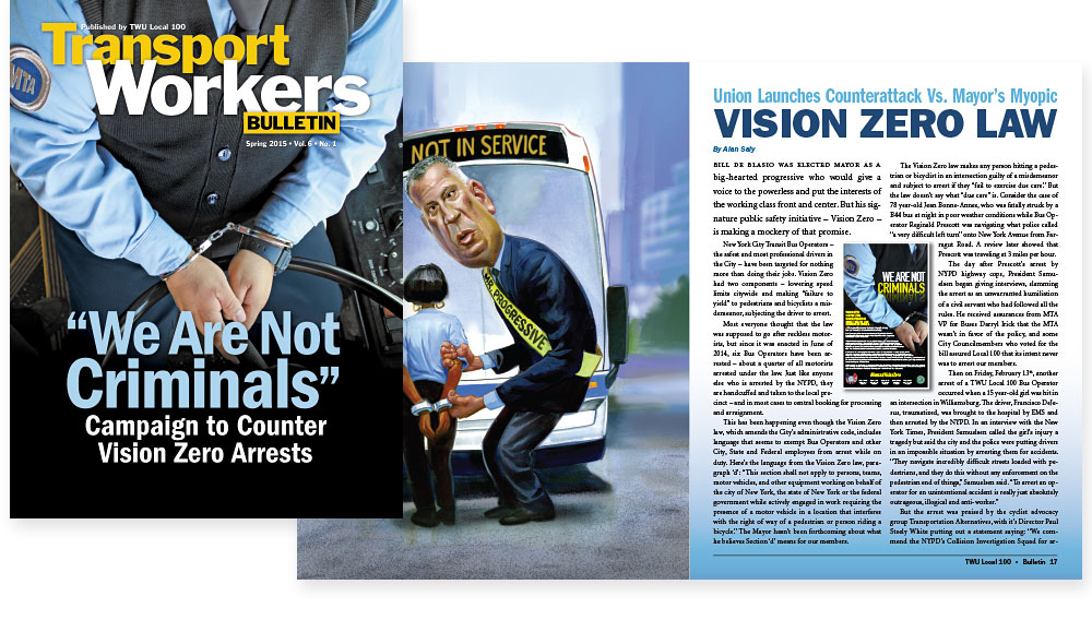 TWU100 Magazine