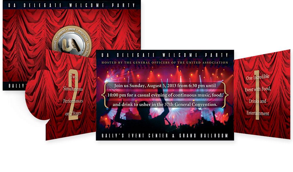 UA Invitation