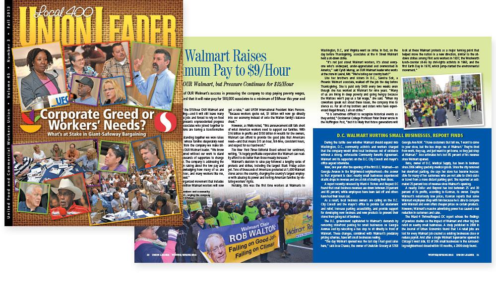 UFCW400 Magazine