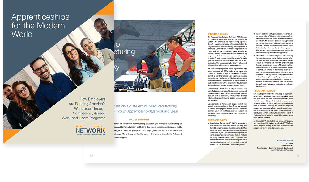 Apprenticeship Report Booklet