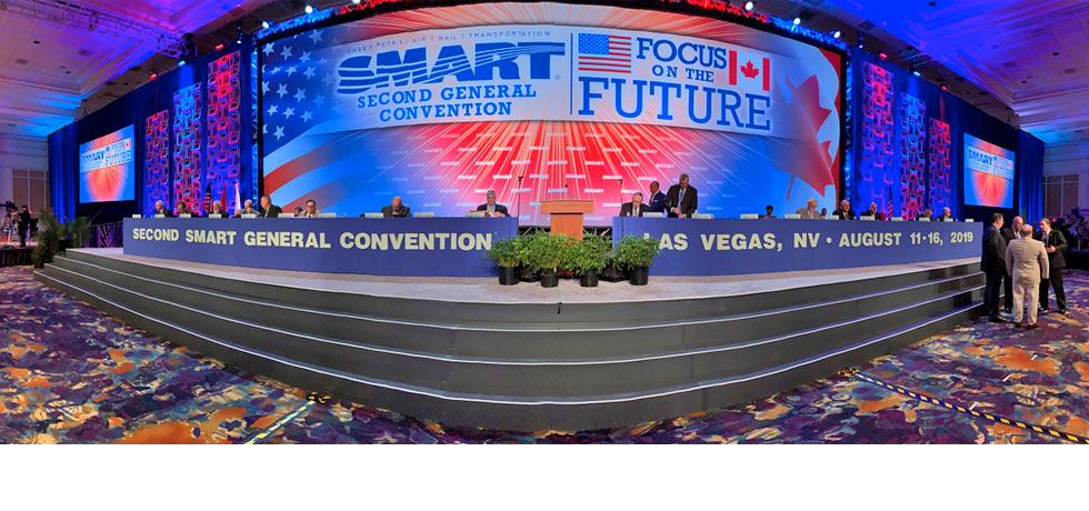 SMART Convention Stage Design